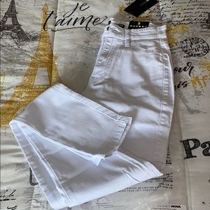 S 5 Fashion Nova classic high waist skinny jeans